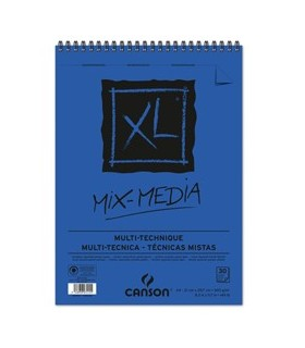 Album XL MIX-MEDIA f.to A4 300gr 30fg Canson