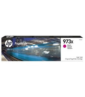 CARTUCCIA MAGENTA HP 973X PageWide 477DWT-452DWT