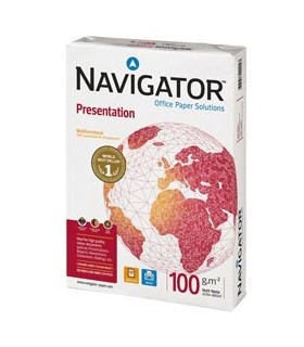 CARTA NAVIGATOR presentation A3 100GR 500FG 297X420MM